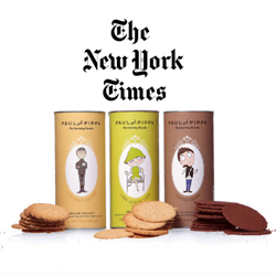 Paul and Pippa Biscuits New York Times