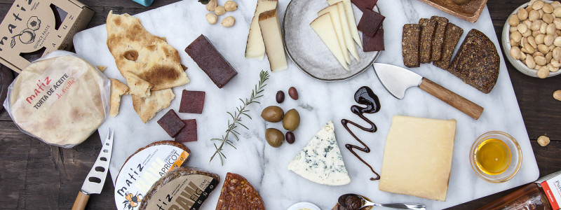 Making the perfect cheese board with Spanish pairings