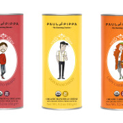 Paul and Pippa New Flavors