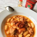 Spanish Fava Bean and Pork Stew Fabada Asturiana